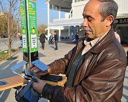 Bayrampaşa'ya Güneş Enerjisi İle Çalışan Şarj İstasyonu