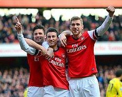 Arsenal Moral Buldu