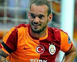 Sneijder'den F.Bahçe'ye Mesaj
