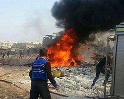 Suriye Sınırında Bomba Yüklü Araç Patladı; Ölü ve Yaralılar Var