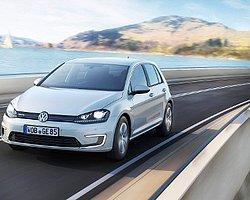 Volkswagen E-Golf 2014 Elektrikli