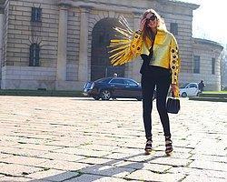 Milano Moda Haftası'nda Sokak Stilleri