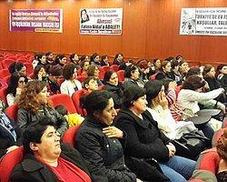 Ev İşçiliğinin Koşulları Konferansta Tartışıldı