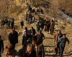 Roboskî'de 'Canlı Kalkan' Eylemine Gaz Bombalı Saldırı