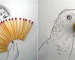 Gündelik Hayatta Kullandığımız Objeleri Sanata Dönüştüren Sanatçı