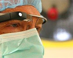 Google Glass Ameliyat Yaptı