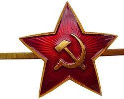 Ukrayna Parlamentosu'ndaki Sovyet Yıldızı Böyle Söküldü