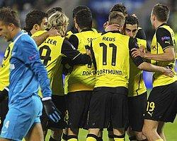 Gol Düellosunun Galibi Dortmund