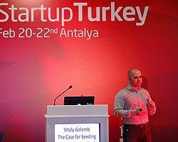 Dünyanın Girişimcisi Startup Turkey'de Bir Araya Geldi