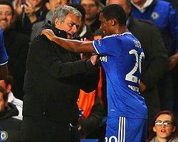 Mourinho'ya Protesto!