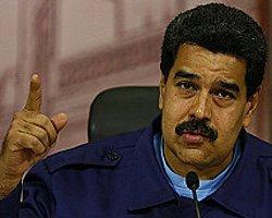 Venezuela'daki Gösterilerde '50 Kişi Öldü'