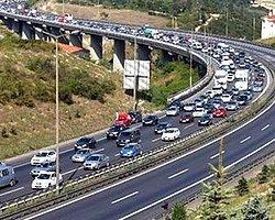 TEM Otoyolu Ankara İstikameti 8 Saat Kapatılacak