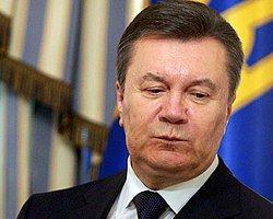 Rusya, Yanukoviç'i Koruma Altına Aldı