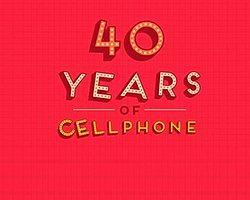 Cep Telefonunun 40 Yıllık Yolculuğu