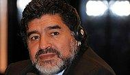 Maradona'dan, Venezuela Hükümetine Destek