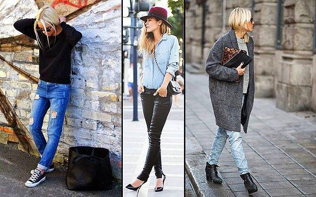 Hafta Sonu Kıyafetleri İçin 4 Alternatif