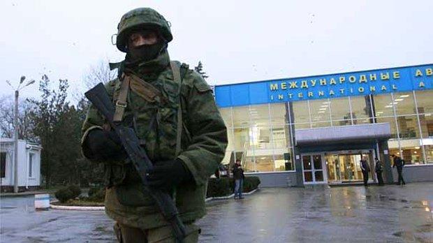 Kırım'da Neler Oluyor?