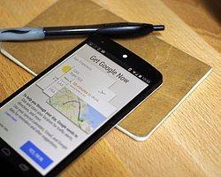 Google Now Launcher Nihayet Yayınlandı