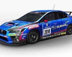 Subaru'nun Cenevre Kozu Vızıv 2 Concept
