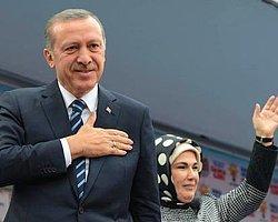 Erdoğan'dan İlk Yorum