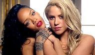 RTÜK'ten Shakira ve Rihanna'nın Klibine 'Eşcinselliği Teşvik' Cezası