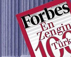 Forbes En Zengin 100 Türk Listesi