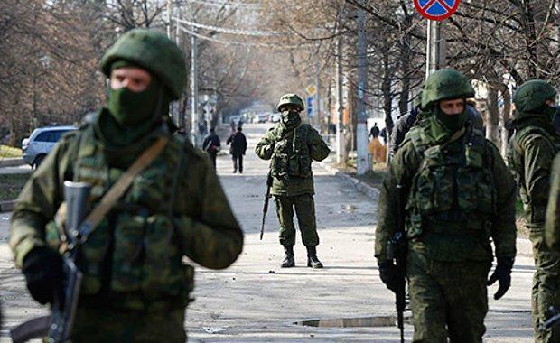 Ukrayna Ordusu Alarma Geçti