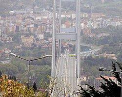 Ülkücüler Boğaziçi Köprüsü'nü Kapattı