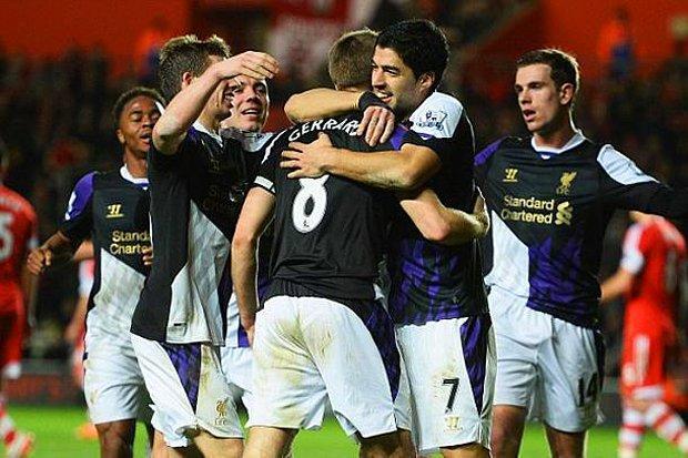 Liverpool'a Yan Bakılmıyor