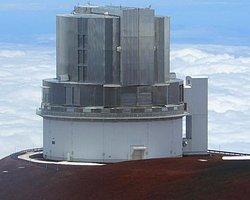 Dev Teleskopta Canon Lensleri Kullanılıyor!