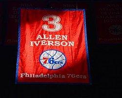 Iverson'ın Forması Emekli Edildi