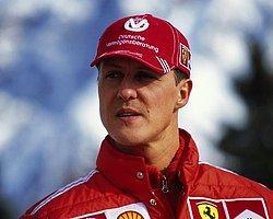 Schumacher'e Büyük Jest