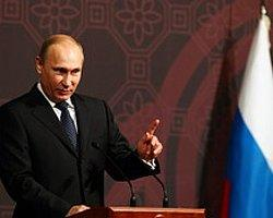 ABD Ve Avrupa'dan Putin'e