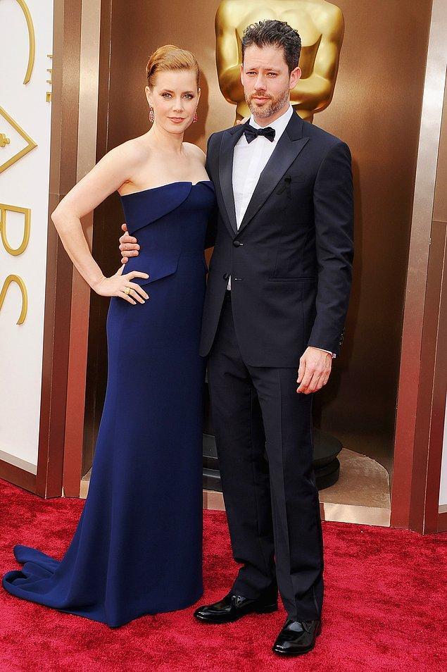 Amy Adams ve Darren Le Gallo