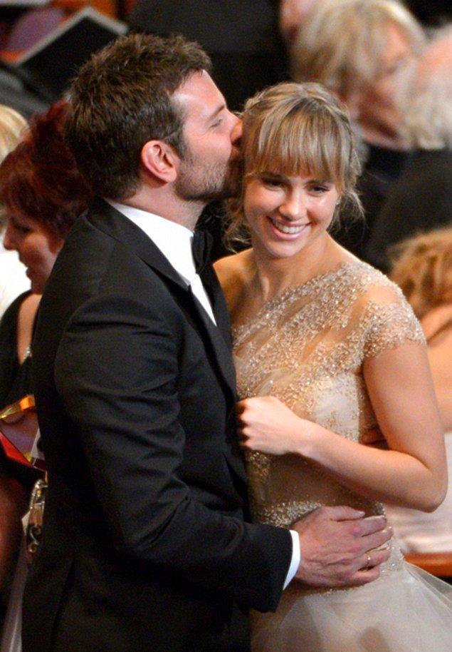 Bradley Cooper ve Suki Waterhouse
