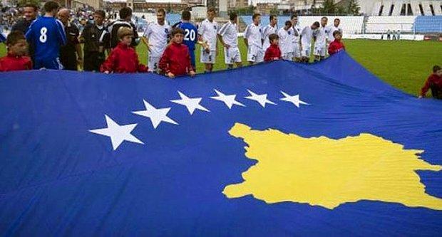 Kosova'da Milli Maç Heyecanı