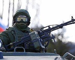 Haftasonu Rusya Ukraynanın Kırım bölgesini ele geçirdi