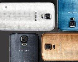 Samsung Galaxy S5'te Şok Gelişme