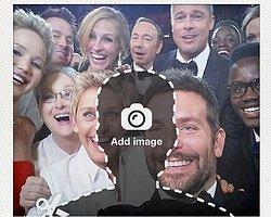 Rekor Selfie'ye Kendi Fotonuzu Ekleyin