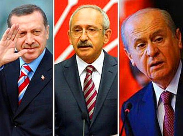 Her Mitingde Aynı Nakarat: 3 Liderin Yerel Seçim Klişeleri