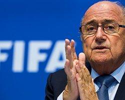 Blatter Yatıştırdı