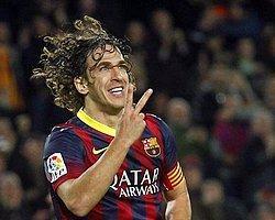 Carles Puyol Sezon Sonunda Barcelona'dan Ayrılıyor