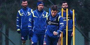 F.Bahçe Trabzon Hazırlıklarına Başladı
