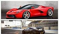 McLaren P1, Ferrari LaFerrari, Porsche 918 Spyder Hangisini İstersin?