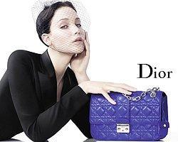 Jennifer Lawrence'li Dior Kampanyası