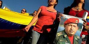 Venezuela Ölüm Yıldönümünde Chavez'i Anıyor