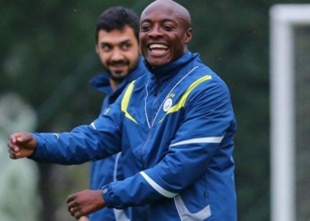 Fenerbahçe'de Pierre Webo Sevinci