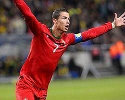 Ronaldo Tarihe Geçti!