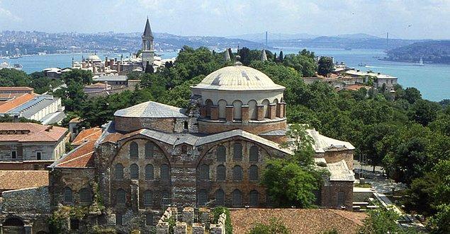 5. Aya İrini, İstanbul