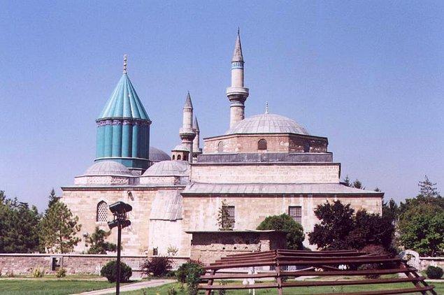 7. Mevlana Türbesi, Konya